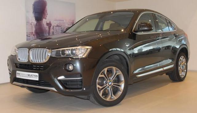 Mandataire BMW X4 OCCASION