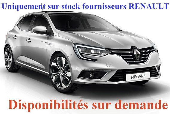 Renault MEGANE  BERLINE INTENS 1.3 Tce 140 ch