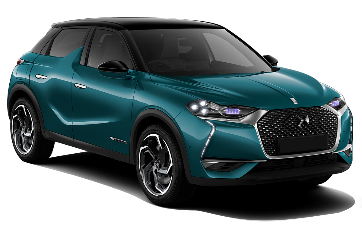 DS DS3 CROSSBACK SO CHIC 1.5 BlueHdi 100 ch €6.2